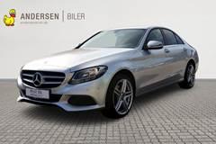 Mercedes C200 2,0 7G-Tronic Plus 184HK 7g Aut.