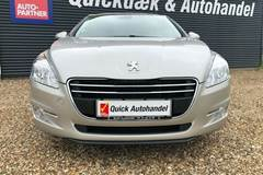 Peugeot 508 2,0 HDi 140 Active