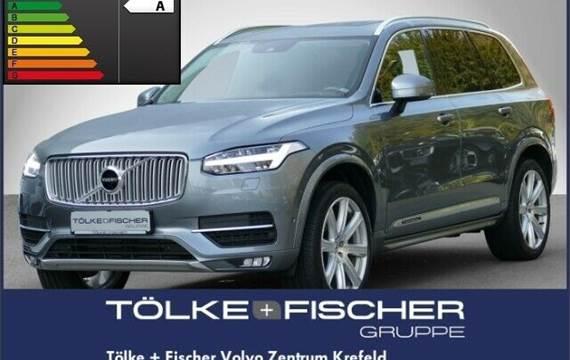 Volvo XC 90 Volvo XC90 XC 90 Inscription D5 AWD EU6d-T+AHK+Leder+Pano+V