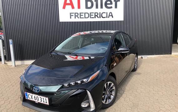 Toyota Prius 1,8 Plugin-hybrid H3 Smartpakke  5d Aut.