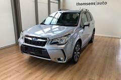 Subaru Forester 2,0 XT CVT AWD