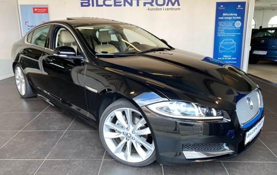 Jaguar XF 3,0 D V6 Premium Luxury aut.