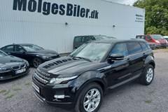 Land Rover Range Rover evoque 2,2 TD4 Pure