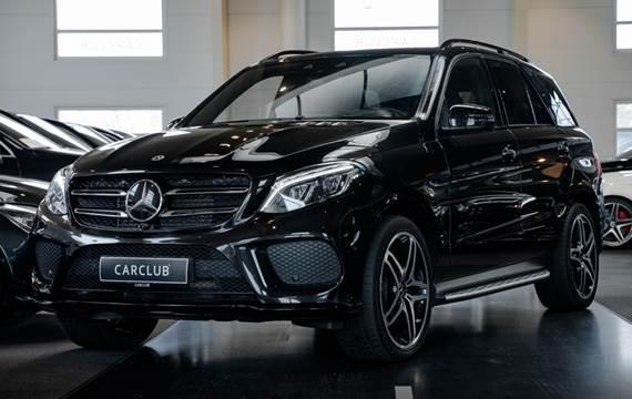 Mercedes GLE350 d 3,0 aut. 4Matic