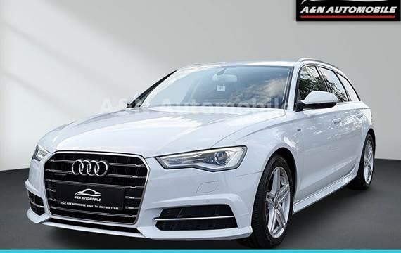 Audi A 6 Audi A6 Avant 2.0 TDI quattro S-LINE+BI-XENON+NAVI