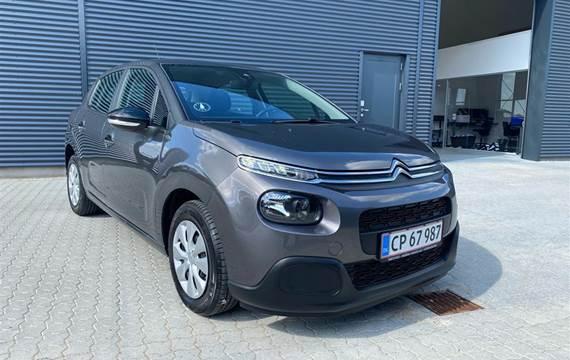 Citroën C3 1,5 Blue HDi Cool start/stop  5d