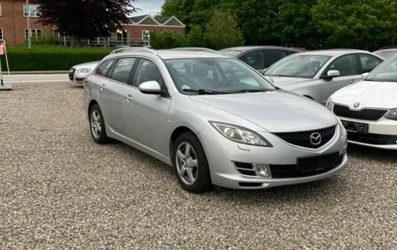Mazda 6 1,8 Touring stc.