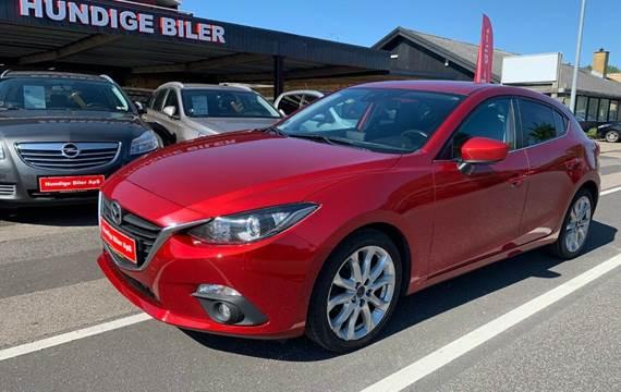 Mazda 3 2,0 SkyActiv-G 120 Vision aut.