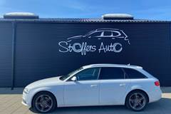 Audi A4 2,0 TDi 143 S-line Avant Multitr.