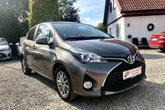Toyota Yaris 1,0 VVT-I T2 Premium Safety Sense 69HK 5d