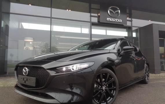 Mazda 3 2,0 SkyActiv-X 180 Cosmo