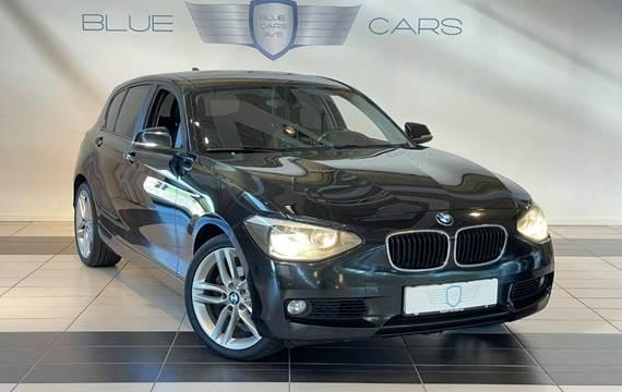 BMW 120d 2,0 aut. Van
