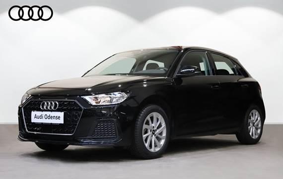 Audi A1 TFSi Advanced Sportback