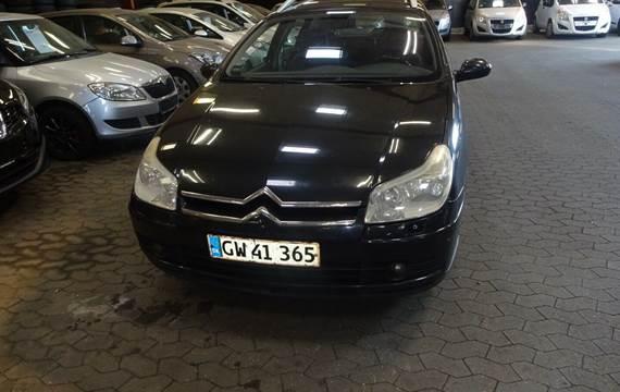 Citroën C5 1,6 HDi Advance Weekend