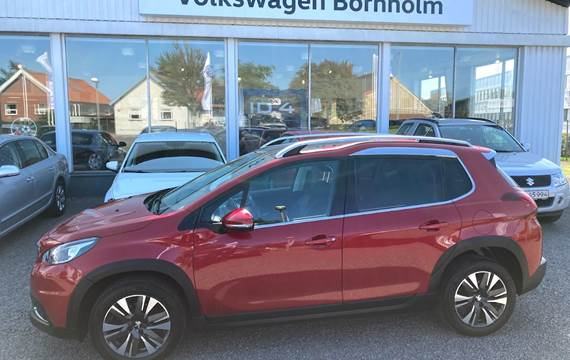 Peugeot 2008 1,6 Crossover