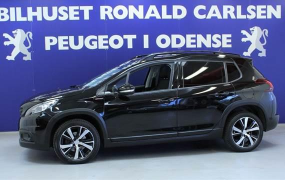 Peugeot 2008 1,5 BlueHDi 120 GT Line Sky EAT6