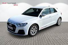 Audi A1 TFSi Advanced Sportback S-tr.