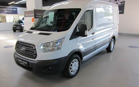 Ford Transit 350 L2 Van 2,0 TDCi 130 Trend H2 FWD