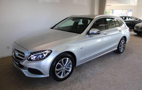 Mercedes C350 e 2,0 Avantgarde stc. aut.