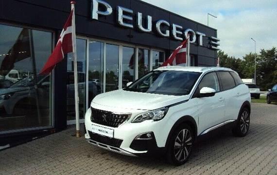 Peugeot 3008 1,5 BlueHDi 130 Allure LTD