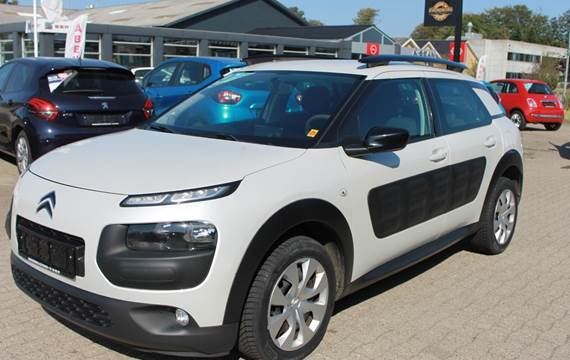 Citroën C4 Cactus 1,2 PureTech 110 Feel