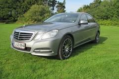 Mercedes E350 3,0 CDi aut. 4Matic BE