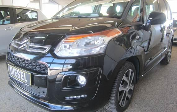Citroën C3 Picasso 1,6 BlueHDi 100 Challenge