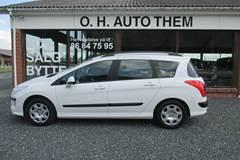 Peugeot 308 1,6  HDi 90 Comfort+ stc. 5d