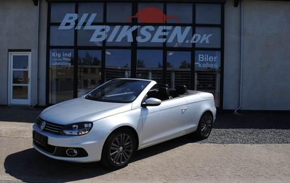 VW Eos 2,0 TDi 140 DSG BMT