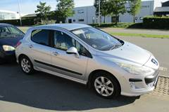 Peugeot 308 2,0 HDi 136 Premium