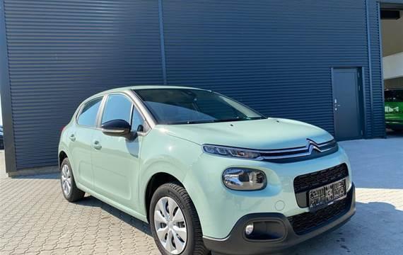 Citroën C3 1,2 PureTech Iconic Limited  5d