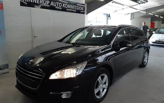 Peugeot 508 1,6 HDi 114 Active SW