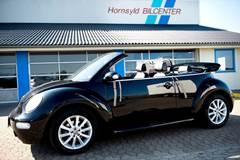 VW Beetle 2,0 Cabriolet aut.