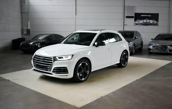 Audi SQ5 TFSI qu. Matrix/Luft/ACC/Pano/Sthzg/HUD