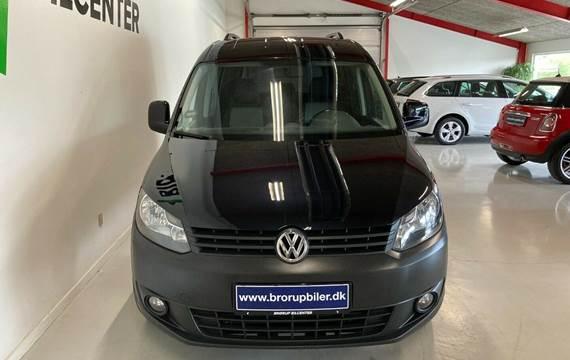 VW Caddy 1,6 TDi 75 Comfortline BMT