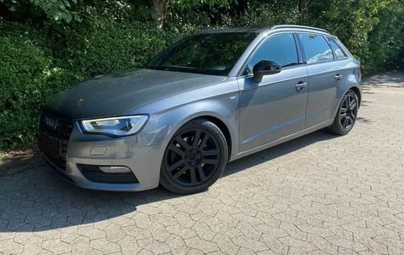 Audi A3 Sportback TDI - 150 hk clean diesel S-tronicOm Virksomheden: