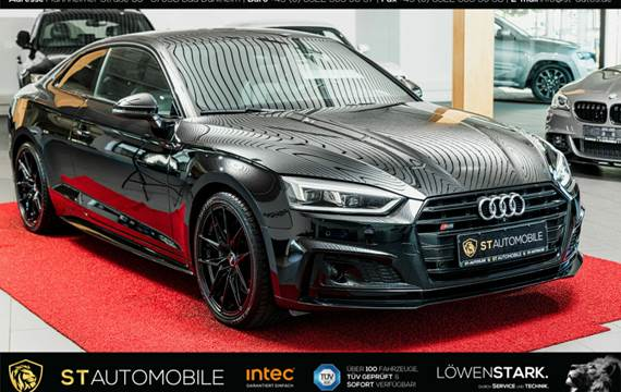 Audi S5 Coupe LED 360° HEAD UP B&O ACC CARBON