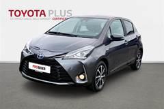 Toyota Yaris 1,5 Hybrid H2 Limited E-CVT  5d Trinl. Gear