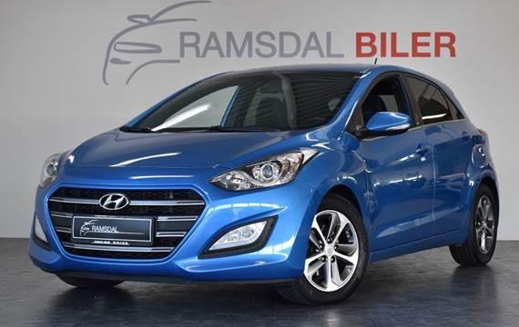 Hyundai i30 1,6 CRDi 110 EM-Edition