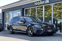 Mercedes E220 d 2,0 AMG Line stc. aut. 4Matic