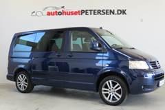 VW Multivan 2,5 TDi 174 10prs
