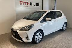 Toyota Yaris 1,5 Hybrid H2 E-CVT  5d Trinl. Gear