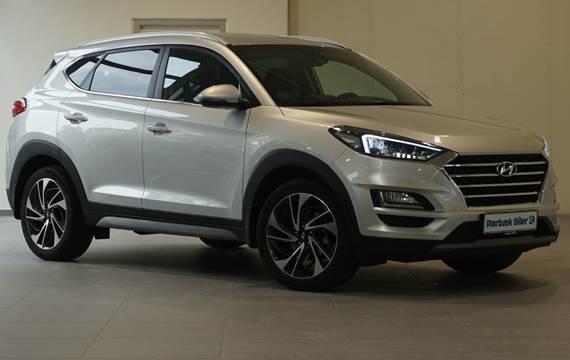 Hyundai Tucson 1,6 T-GDi Premium DCT