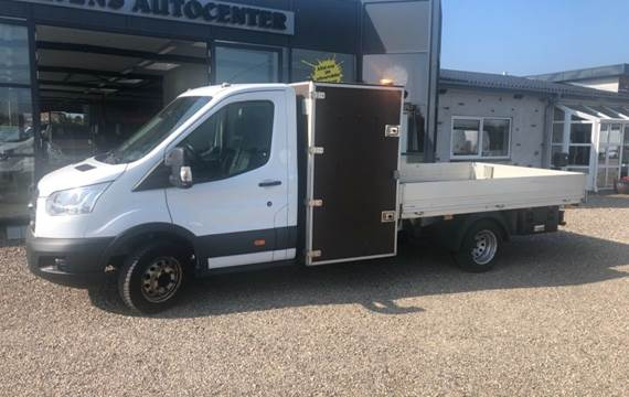 Ford Transit 350 L4 Chassis 2,2 TDCi 155 Trend H1 RWD