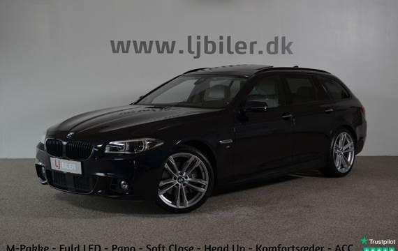 BMW 535d 3,0 Touring M-Sport xDrive aut.