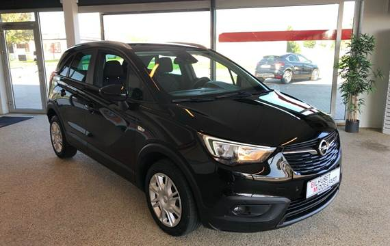 Opel Crossland X 1,5 D 102 Excite