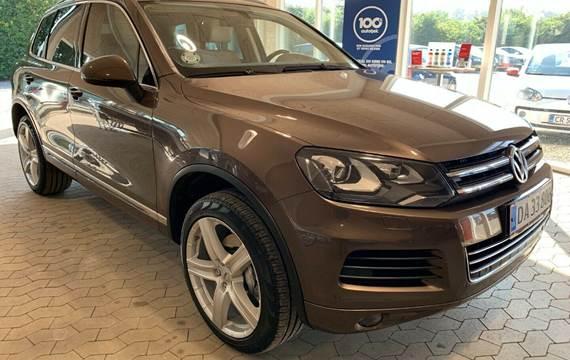 VW Touareg 3,0 V6 TDi Tiptr. 4Motion BMT