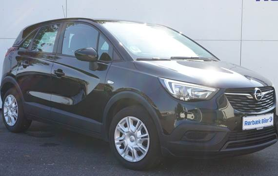 Opel Crossland X 1,2 Edition+