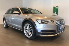 Audi A6 Allroad 3,0 TDI Quat S Tron  Stc 7g Aut.