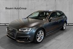Audi A4 2,0 TDi 190 S-line Avant quattro S-tr.